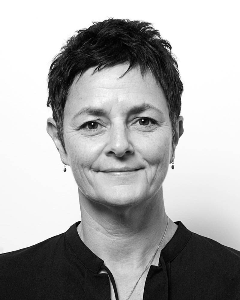 Claire McRae, Director of Production