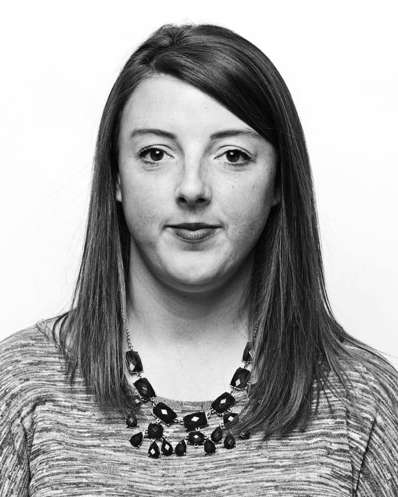 Melissa Mackie, Account Manager